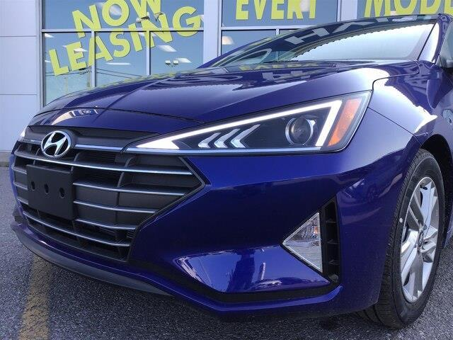 2020 Hyundai Elantra Preferred w/Sun & Safety Package (Stk: H12149) in Peterborough - Image 5 of 11