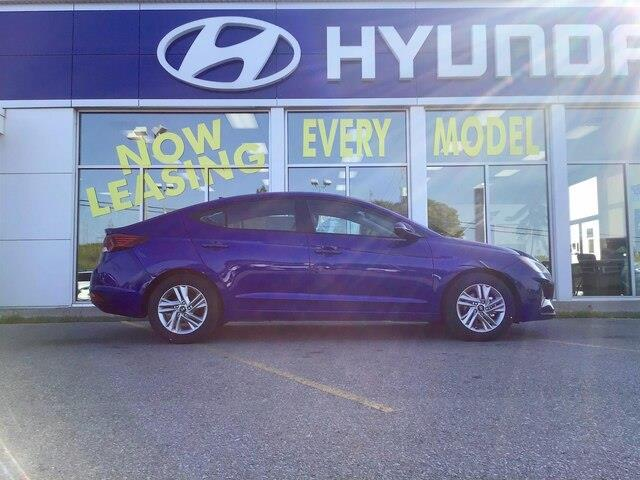 2020 Hyundai Elantra Preferred w/Sun & Safety Package (Stk: H12149) in Peterborough - Image 6 of 11