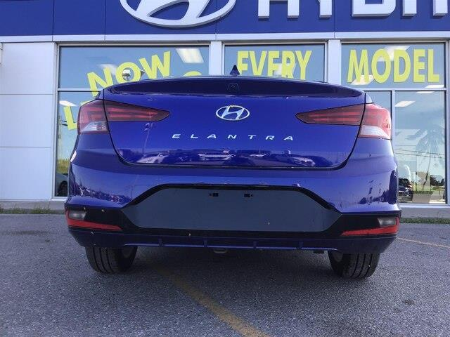 2020 Hyundai Elantra Preferred w/Sun & Safety Package (Stk: H12149) in Peterborough - Image 7 of 11
