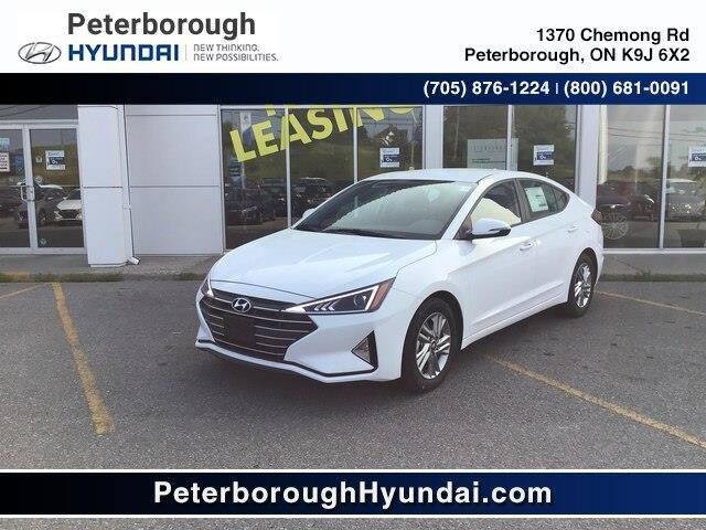 2020 Hyundai Elantra Preferred (Stk: H12177) in Peterborough - Image 1 of 17