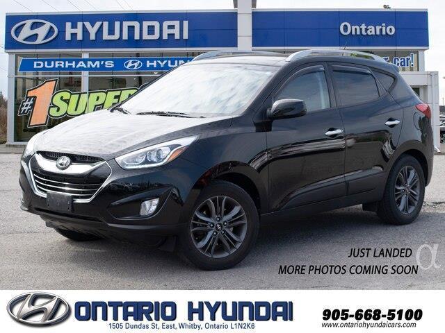 2015 Hyundai Tucson GLS (Stk: 05695K) in Whitby - Image 1 of 1