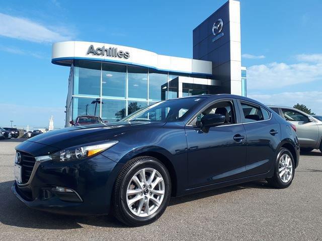 2017 Mazda Mazda3 GS (Stk: H1871A) in Milton - Image 1 of 11