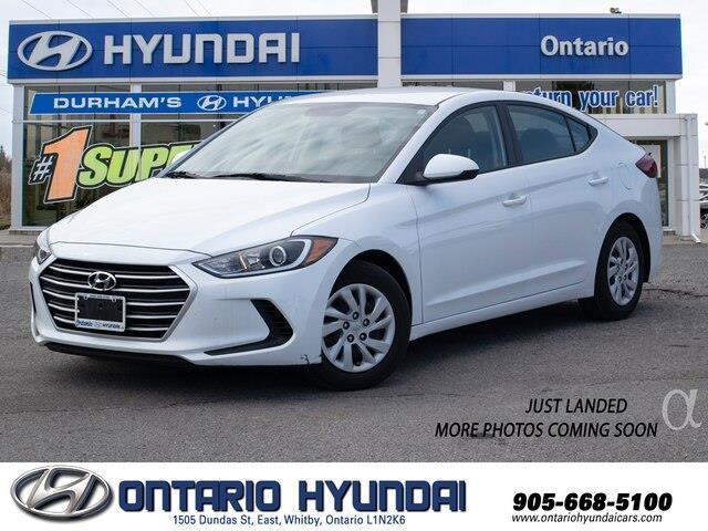 2017 Hyundai Elantra LE (Stk: 25119K) in Whitby - Image 1 of 1