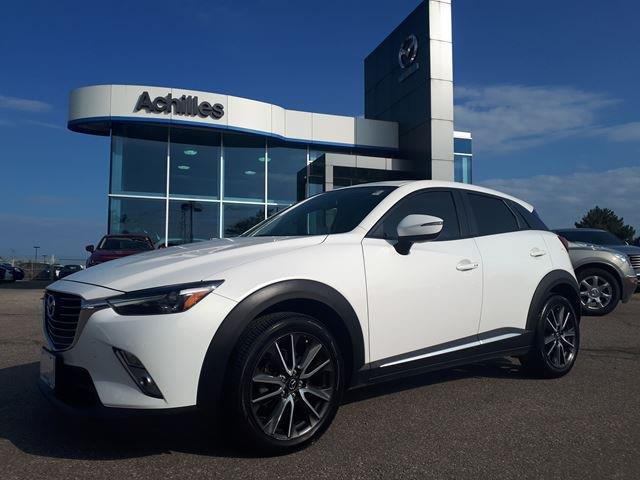 2017 Mazda CX-3 GT (Stk: A9534A) in Milton - Image 1 of 12