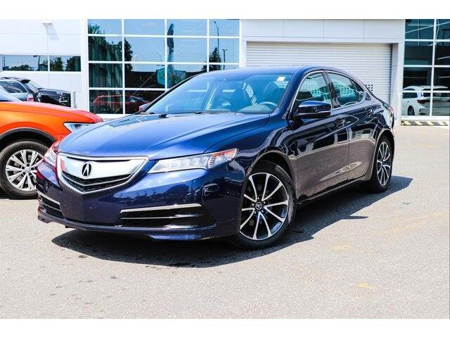 2015 Acura TLX Tech (Stk: P1523) in Ottawa - Image 1 of 27
