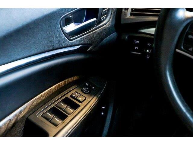 2017 Acura MDX Elite Package (Stk: P1543) in Ottawa - Image 12 of 28
