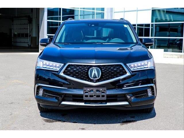 2017 Acura MDX Elite Package (Stk: P1543) in Ottawa - Image 25 of 28