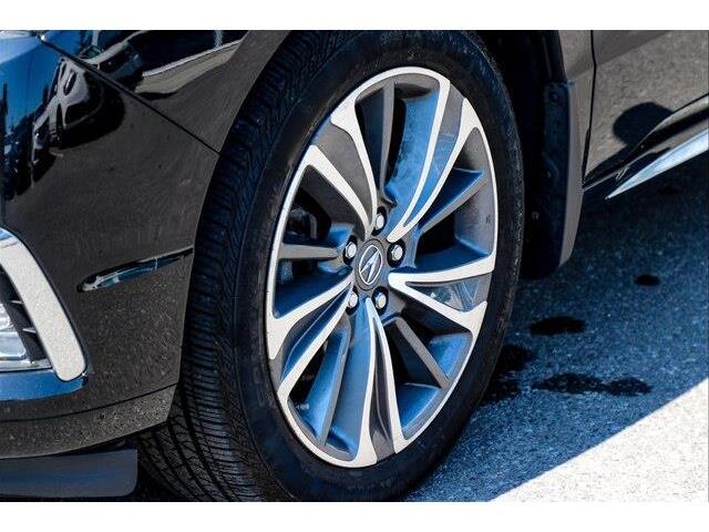 2017 Acura MDX Elite Package (Stk: P1543) in Ottawa - Image 27 of 28