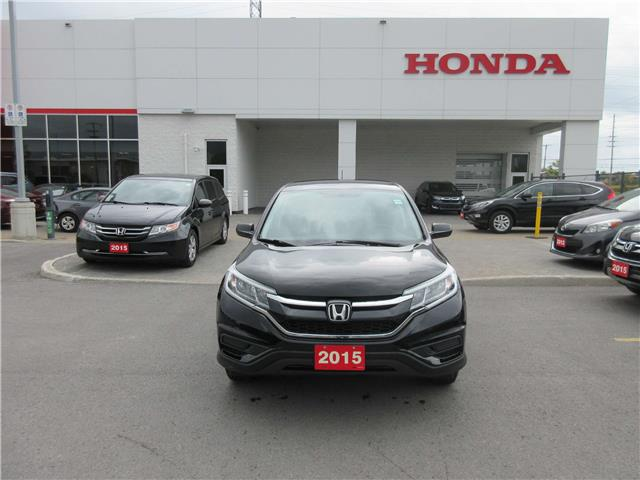 2015 Honda CR-V LX (Stk: SS3582) in Ottawa - Image 2 of 15