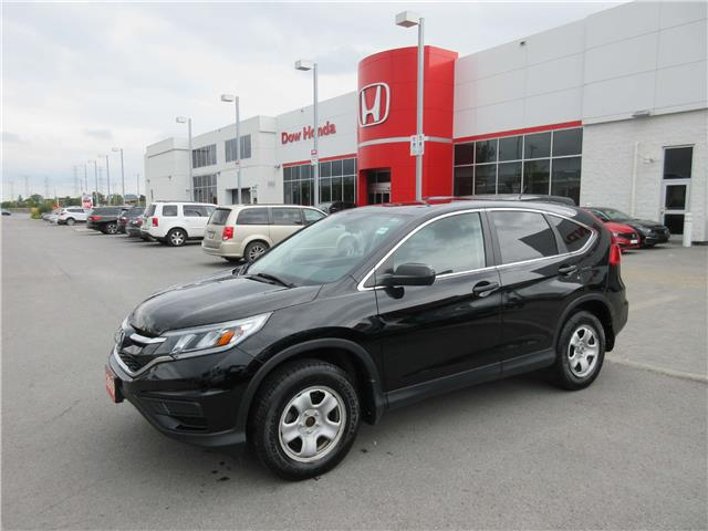 2015 Honda CR-V LX (Stk: SS3582) in Ottawa - Image 1 of 15