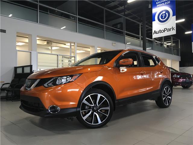 2018 Nissan Qashqai SL (Stk: 18-82449JB ) in Barrie - Image 1 of 29