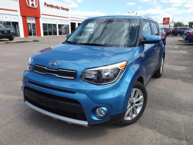 2019 Kia Soul  (Stk: 19277A) in Pembroke - Image 1 of 1