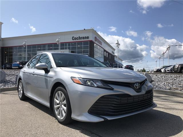 2019 Toyota Camry LE (Stk: 2858) in Cochrane - Image 1 of 15
