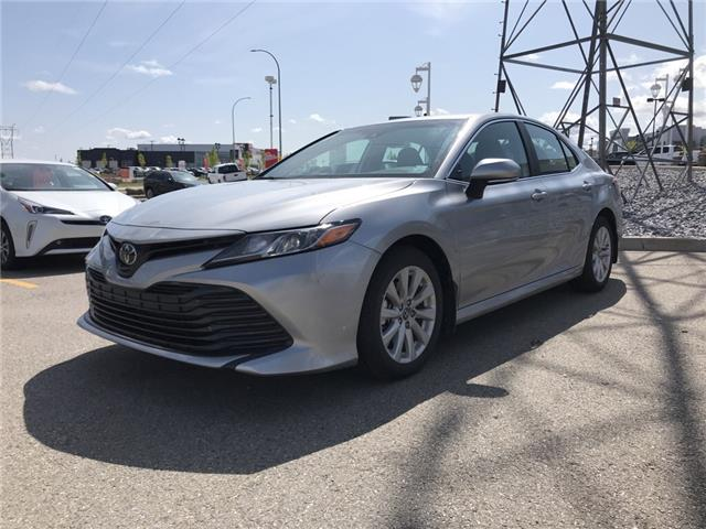 2019 Toyota Camry LE (Stk: 2858) in Cochrane - Image 3 of 15