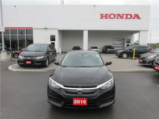 2016 Honda Civic LX (Stk: VA3579) in Ottawa - Image 2 of 15