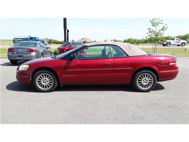 2004 Chrysler Sebring Touring (Stk: P541) in Brandon - Image 8 of 11