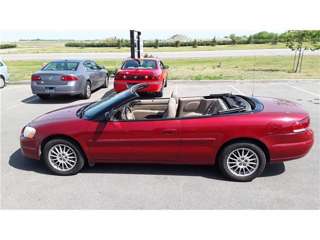 2004 Chrysler Sebring Touring (Stk: P541) in Brandon - Image 10 of 11