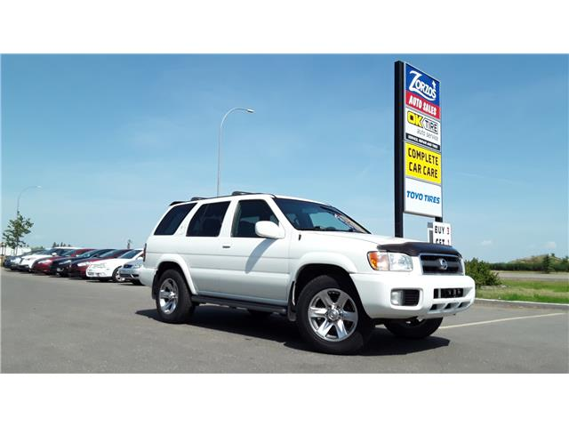 2004 Nissan Pathfinder LE (Stk: P525) in Brandon - Image 1 of 17