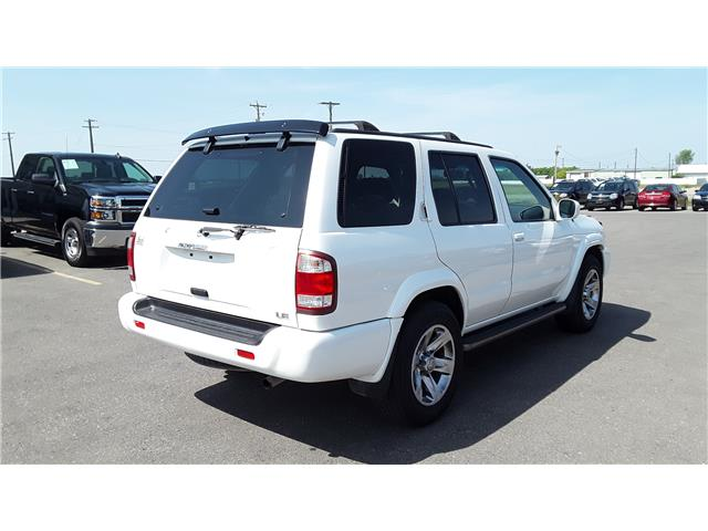 2004 Nissan Pathfinder LE (Stk: P525) in Brandon - Image 14 of 17