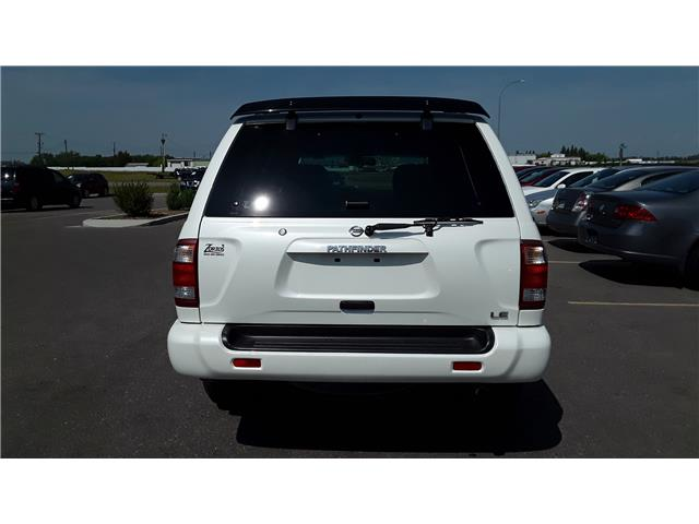 2004 Nissan Pathfinder LE (Stk: P525) in Brandon - Image 15 of 17
