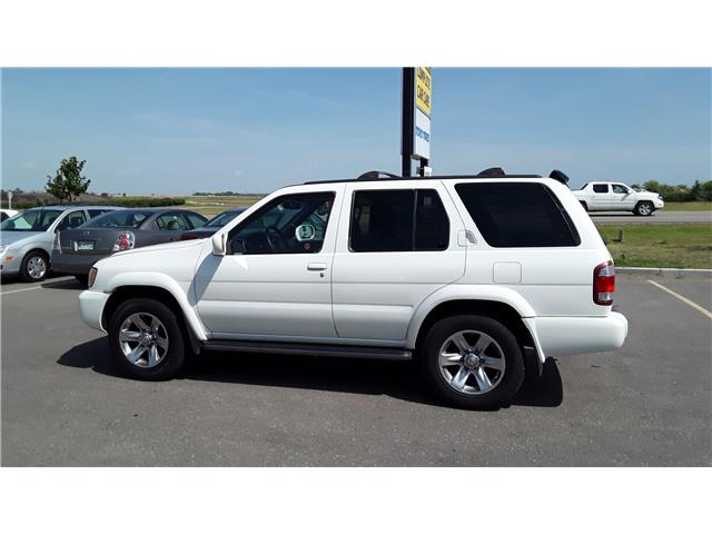 2004 Nissan Pathfinder LE (Stk: P525) in Brandon - Image 17 of 17