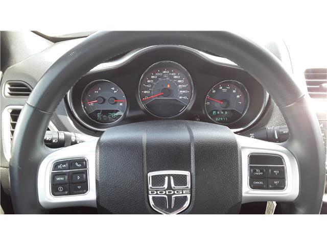 2014 Dodge Avenger SXT (Stk: P533) in Brandon - Image 7 of 19
