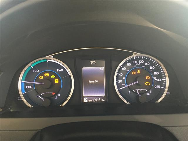 2015 Toyota Camry Hybrid XLE (Stk: 1775W) in Oakville - Image 16 of 27