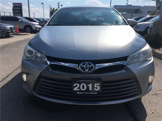 2015 Toyota Camry Hybrid XLE (Stk: 1775W) in Oakville - Image 2 of 27