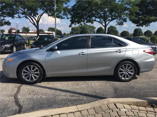 2015 Toyota Camry Hybrid XLE (Stk: 1775W) in Oakville - Image 4 of 27