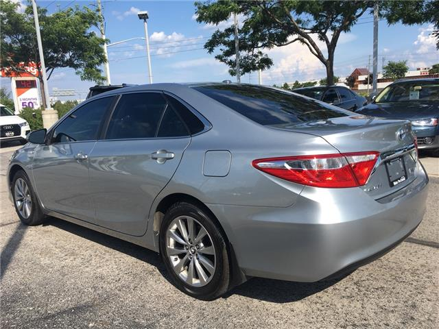 2015 Toyota Camry Hybrid XLE (Stk: 1775W) in Oakville - Image 5 of 27