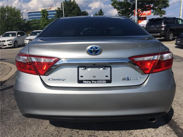 2015 Toyota Camry Hybrid XLE (Stk: 1775W) in Oakville - Image 6 of 27