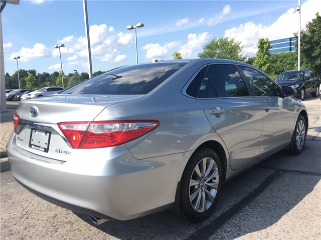 2015 Toyota Camry Hybrid XLE (Stk: 1775W) in Oakville - Image 7 of 27