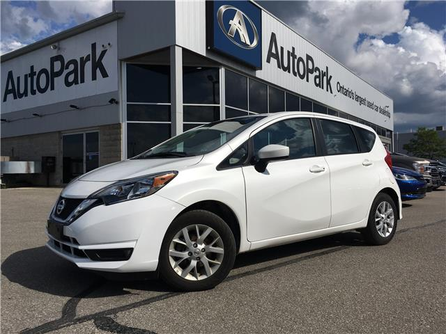 2018 Nissan Versa Note 1.6 SV (Stk: 18-66886RJB) in Barrie - Image 1 of 25