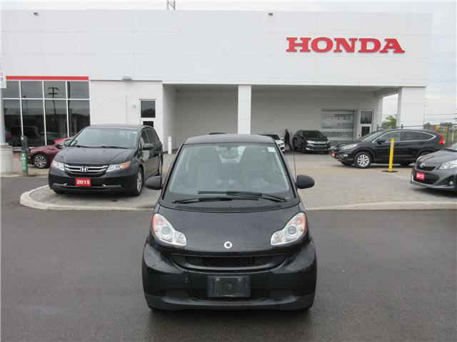 2011 Smart Fortwo Pure (Stk: 27226A) in Ottawa - Image 1 of 1