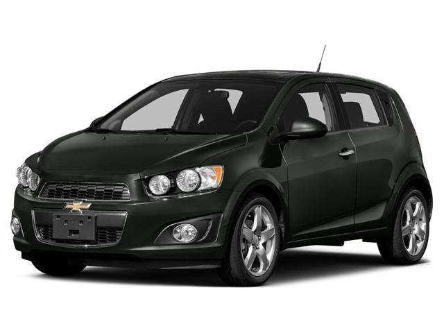 2014 Chevrolet Sonic LT Auto (Stk: T5255A) in Niagara Falls - Image 1 of 10