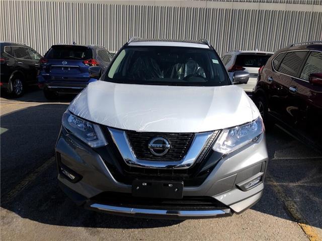 2019 Nissan Rogue SV (Stk: Y2596) in Burlington - Image 2 of 5