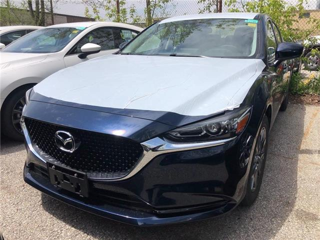 2019 Mazda MAZDA6 GS (Stk: G190536) in Markham - Image 1 of 5