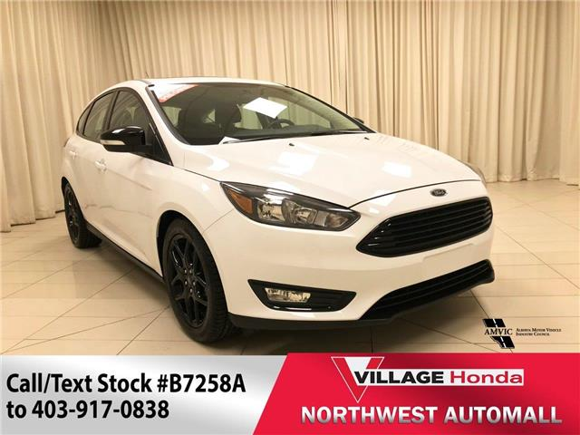 2017 Ford Focus SEL (Stk: B7258A) in Calgary - Image 1 of 30