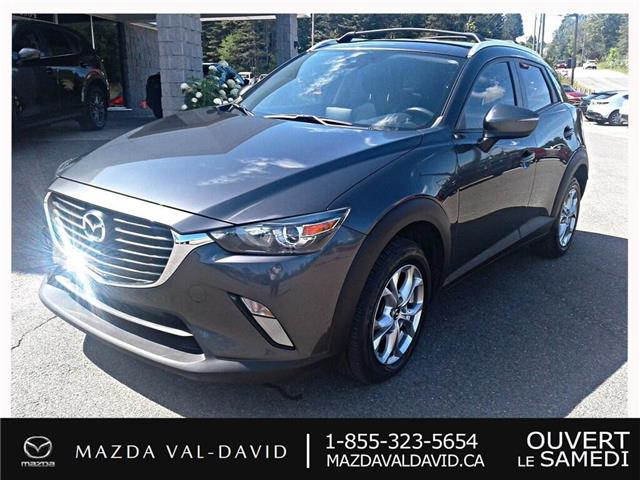 2018 Mazda CX-3 GS (Stk: B1683) in Val-David - Image 1 of 26
