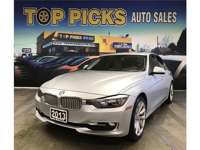 2013 BMW 320i xDrive (Stk: 980003) in NORTH BAY - Image 1 of 30
