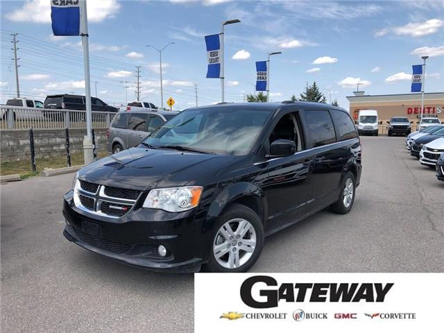 2018 Dodge Grand Caravan Crew Plus (Stk: 2C4RDG) in BRAMPTON - Image 1 of 2