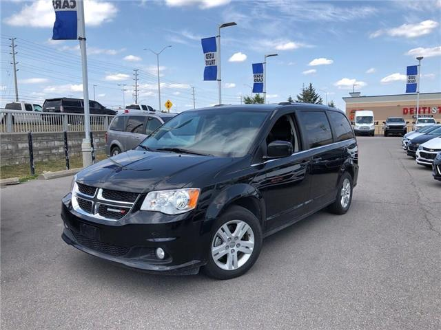 2018 Dodge Grand Caravan Crew Plus (Stk: 2C4RDG) in BRAMPTON - Image 2 of 2