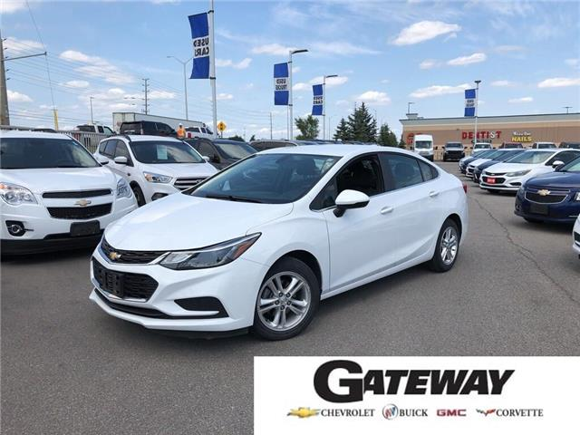 2017 Chevrolet Cruze LT (Stk: PL18579) in BRAMPTON - Image 1 of 2