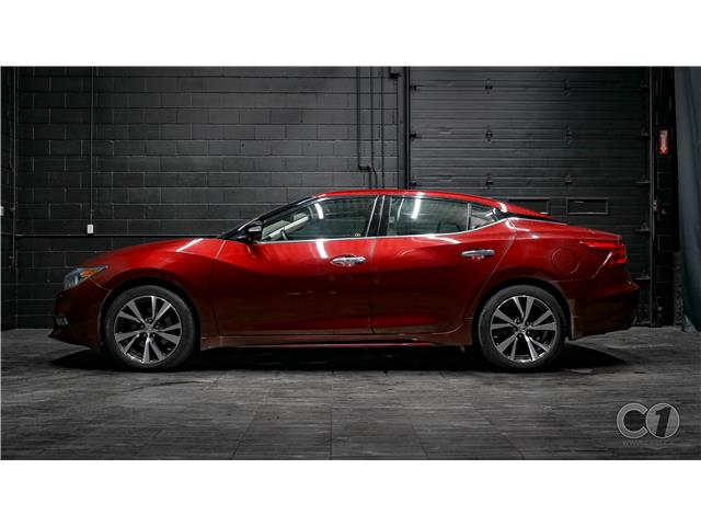 2016 Nissan Maxima Platinum (Stk: CT19-339) in Kingston - Image 1 of 35