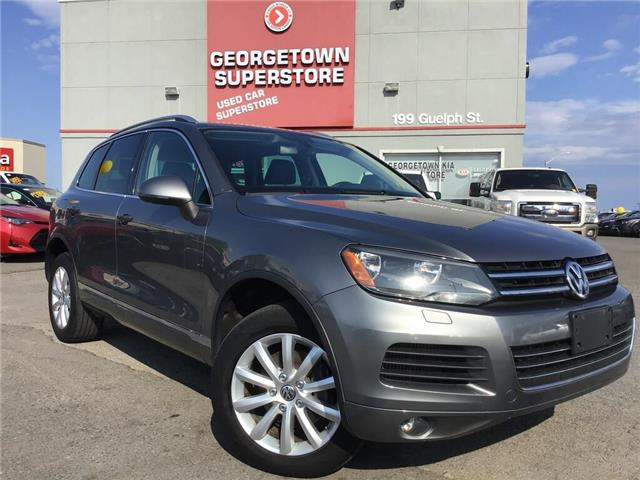 2014 Volkswagen Touareg 3.0 TDI | NAVI | BACK UP | LEATHER | AWD | DIESEL (Stk: P12277A) in Georgetown - Image 2 of 27