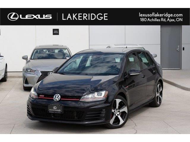 2016 Volkswagen Golf GTI 5-Door Performance (Stk: L19458A) in Toronto - Image 1 of 26