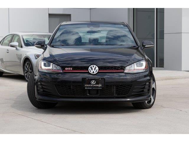 2016 Volkswagen Golf GTI 5-Door Performance (Stk: L19458A) in Toronto - Image 2 of 26