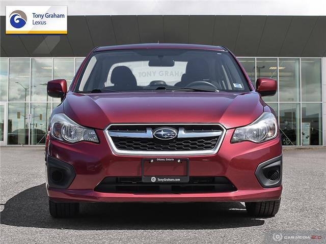 2013 Subaru Impreza  (Stk: P8549A) in Ottawa - Image 2 of 27