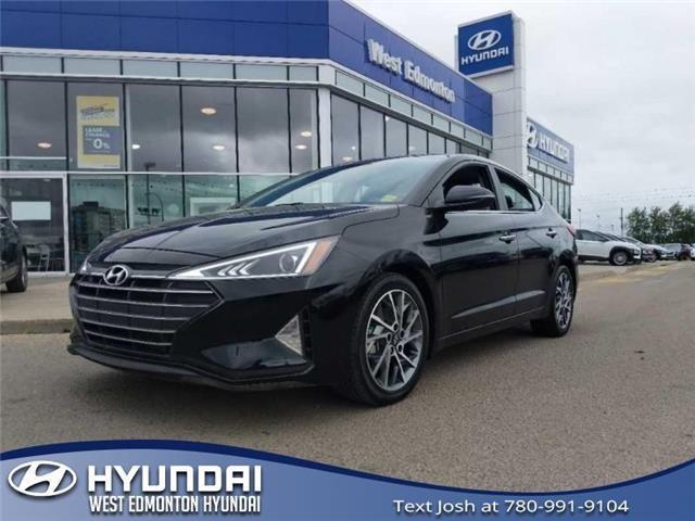 2019 Hyundai Elantra  (Stk: 99956A) in Edmonton - Image 1 of 24