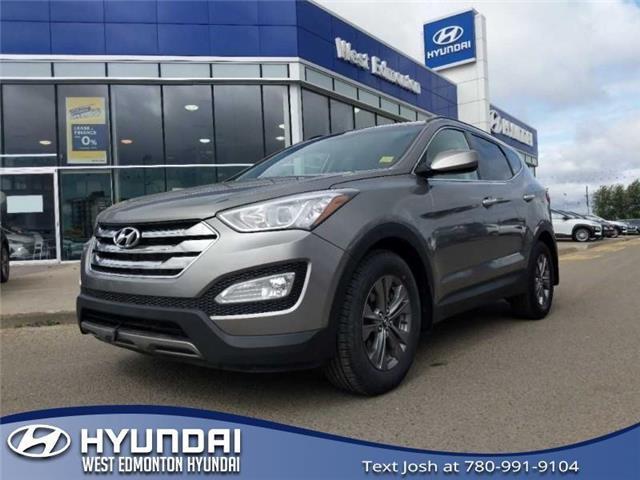 2013 Hyundai Santa Fe Sport  (Stk: 96361A) in Edmonton - Image 1 of 21